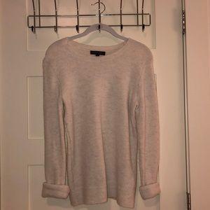 Crew neck Banana Republic wool sweater